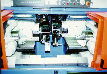 Photo of machine tool