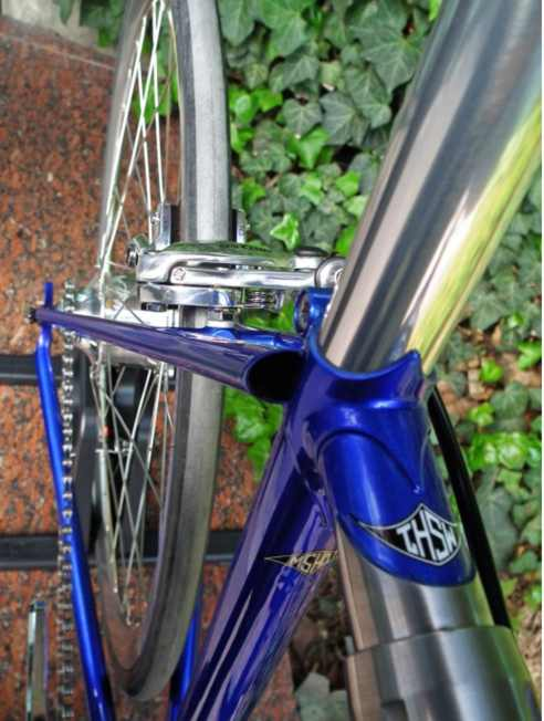 MSH1 Bicycle Works 'C-Sport' city sports tourer with S and S Couplings